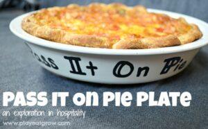 Pass it on pie