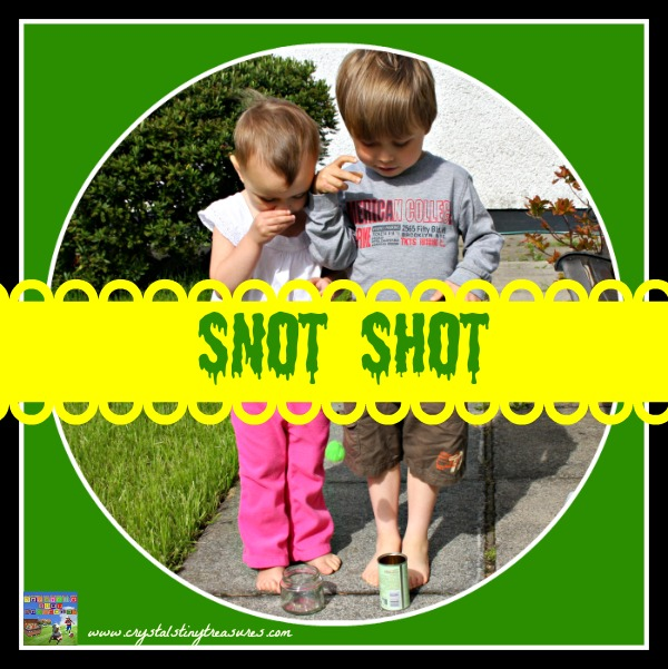 Snot Shot, a coordination game