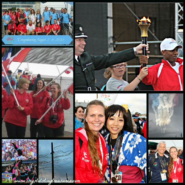 WPFG 2013 Closing Ceremony, Making friends around the world, Live sports in Belfast, Handing over the torch, WPFG 2015 Fairfax, photo