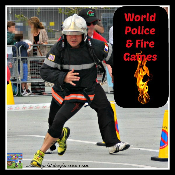 World Police and Fire Games 2013