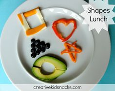 Shapes Lunch