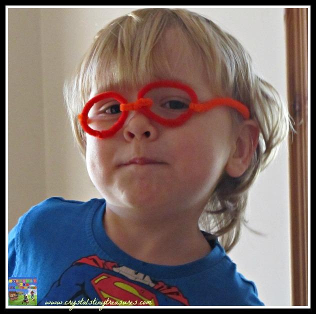 Clark Kent, homemade Superman costume, superhero pretend play, photo