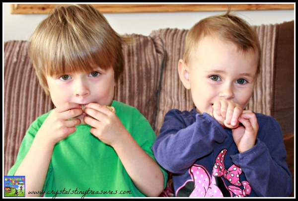 Eating diy candy bracelets, fun with food, rainy day fun for kids, fine motor skills practice for kids, photo