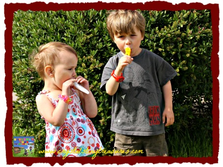 Kazoos from Daria, musica around the world, preschool musical fun, photo