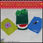 My First Sewing Kit, Dad's emergency sewing kit