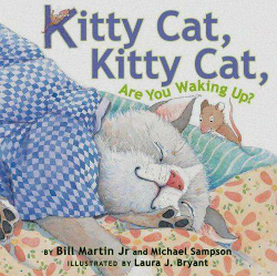 bill martin jr kitty cat kitty cat