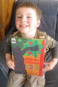 Chicka Chicka 1-2-3