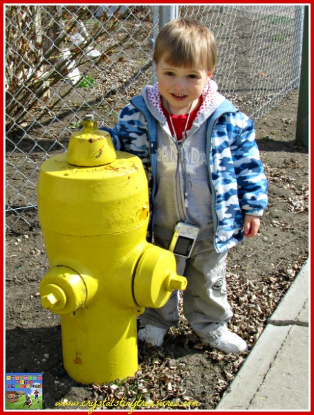 Canadian Fire Hydrant, learning about fire fighters, educational field trips, home education free, field trips, photo
