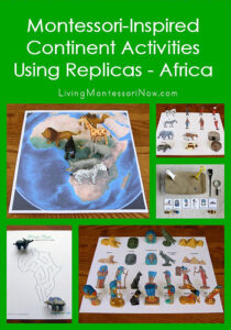 Montessori-Inspired-Continent-Activities-Using-Replicas-Africa
