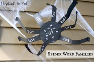 Spider-Word-Families