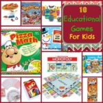 10 Educational Games for Young kids - Crystal's Tiny Treasures