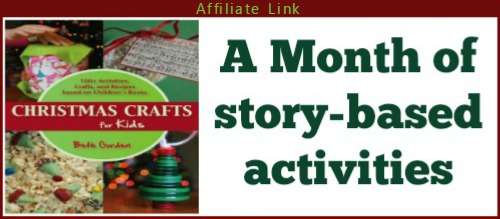 Christmas Crafts For Kids Affiliate Banner