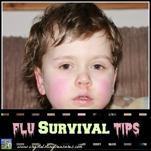 11 Flu Survival Tips With Kids