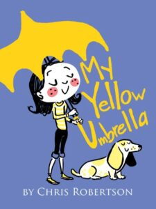 My Yellow Umbrella Review by Crystal's Tiny Treasures