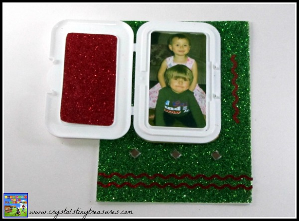 Making photo cards with a twist, the best photo cards ever, Crystal's Tiny Treasures, cards from kids, diy cards for grandparents, photo