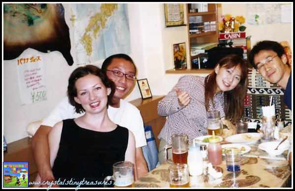 Turkish Restaurant in Japan, fun with friends, trying new foods, photo