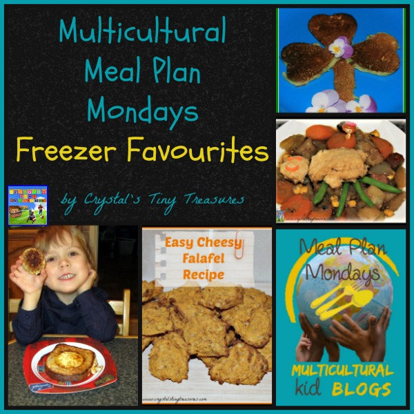 Multicultural Meal Plan Monday – Freezer Favourites