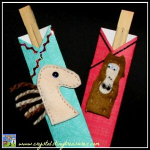 Chinese New Year crafts for Kids by Crystal's Tiny Treasures