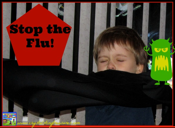 Stop The Flu, Do The Dracula, Flu prevention, flu survival, photo