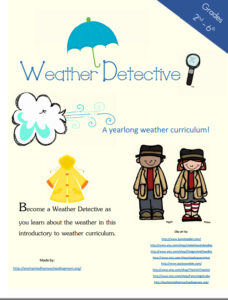Weather Detective By Enchanted Homeschooling Mom Review