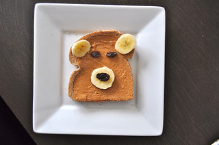 "A ""Beary"" Good Breakfast, photo"