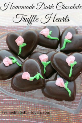 Homemade-Dark-Chocolate-Truffle-Hearts-Recipe, photo