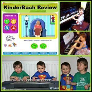 KinderBach Review by Crystal's Tiny Treasures