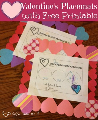 Valentines-Placemats-with-Free-Printable, photo