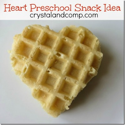 heart snack, photo