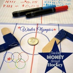 money-hockey-game, photo