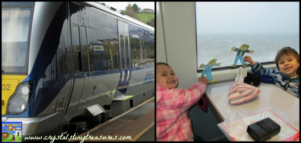 Rail transportation in Northern Ireland, British forms of transport, Crystal's Tiny Treasures, photo
