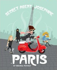 Secret Agent Josephine in Paris Review by Crystal's Tiny Treasures