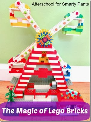 Bulding with Standard Lego Bricks,photo