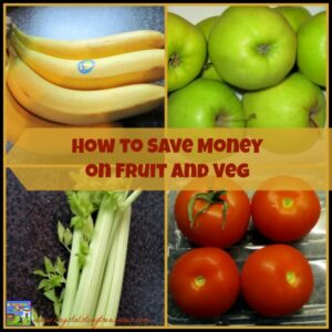 How To Save Money On Fruit And Veg (17 tips) by Crystal's Tiny Treasures