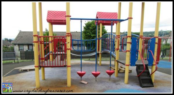 Playgrounds in the United Kingdom, British childhood, photo