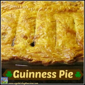 Guinness Pie by Crystal's Tiny Treasures