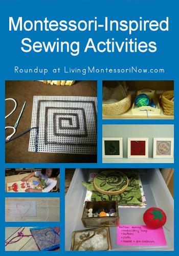 Montessori-Inspired-Sewing-Activities