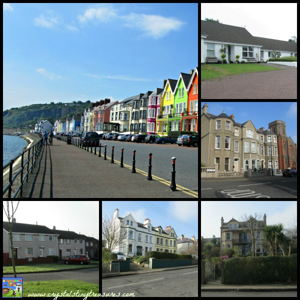 Architectural styles of County Antrim, Irish family homes, homes by the sea, photo