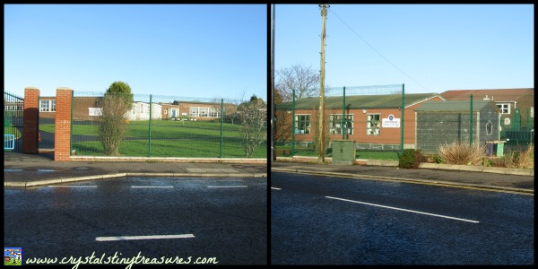 A typical Northern Ireland School and Nursery, Neighbourhoods around the world, photo