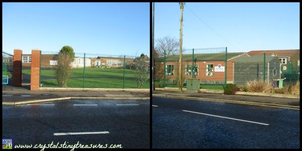 A typical Northern Ireland School and Nursery, Neighbourhoods around the world, photo