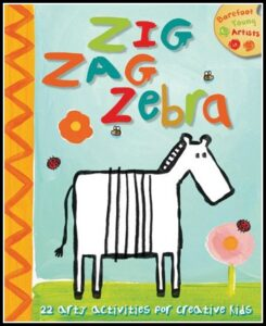 Zig Zag Zebra Review by Crystal's Tiny Treasures