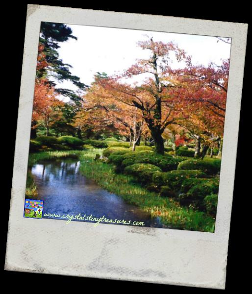 Kenrokuen Garden, Kanazawa Japan, Japan with kids, Crystal's Tiny Treasures, photo