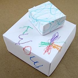 kids-origami-box, photo