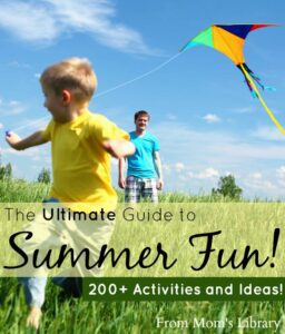 Ultimate Summer Fun with Crystal's Tiny Treasures and Mom's Library