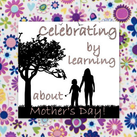 Celebrating by learning on Mother's Day, photo