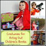 Children's Costumes for Books