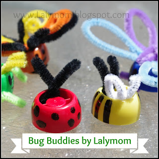Bug+Buddy+Insect+Finger+Puppets+craft+for+Kids+from+Lalymom
