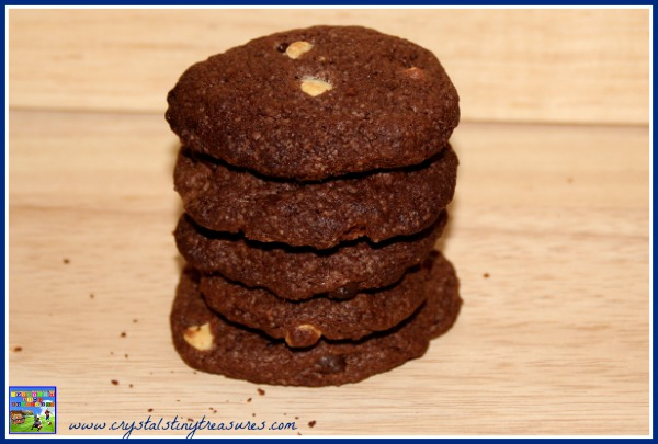 Delicious kid-made cookies, baking or gifts, teacher's gifts, Father's Day gifts, gifts for neighbours, photo
