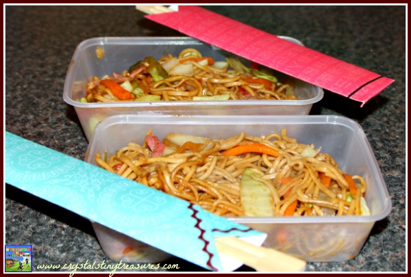 Yakisoba stir fry at home, Japanese foods kids will love, noodle recipe, photo