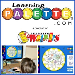 LearningPalette.com review by Crystal's Tiny Treasures